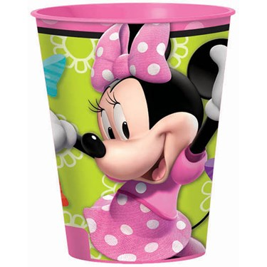 Disney Minnie Mouse Bowtique 16oz. Plastic Cup
