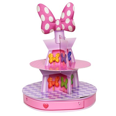 Disney Minnie Dream Party Cupcake Stand