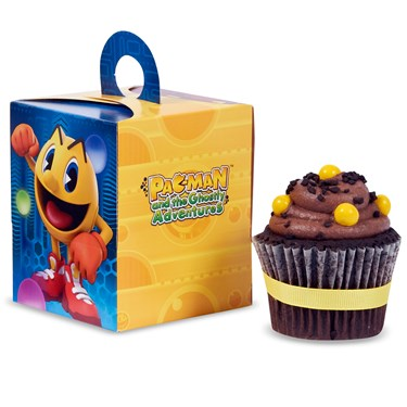 PAC-MAN and the Ghostly Adventures Cupcake Boxes