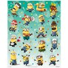 Minions Despicable Me - Sticker Sheets (4)