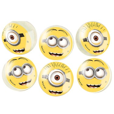 Minions Despicable Me - Bounce Balls (6)