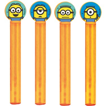 Despicable Me 2 - Bubble Tubes & Wands