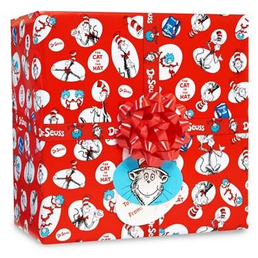 Dr. Seuss Gift Wrap Kit