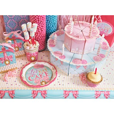 Let Them Eat Cake Party Packs