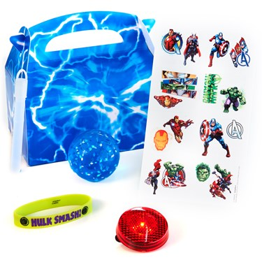 Avengers Assemble Filled Party Favor Box