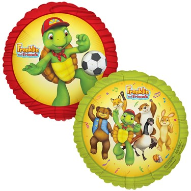 Franklin and Friends Foil Balloon