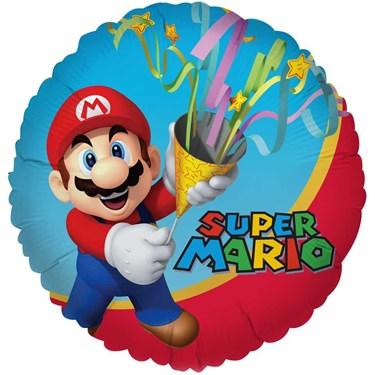 Super Mario Party Foil Balloon