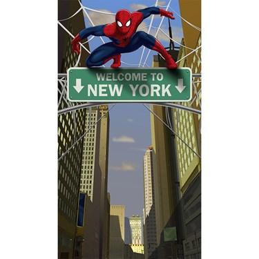 Spider Hero Door Banner