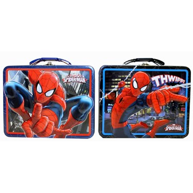 Spider-Man Tin Box Carry All