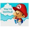 Super Mario Bros. Babies Invitations (8)