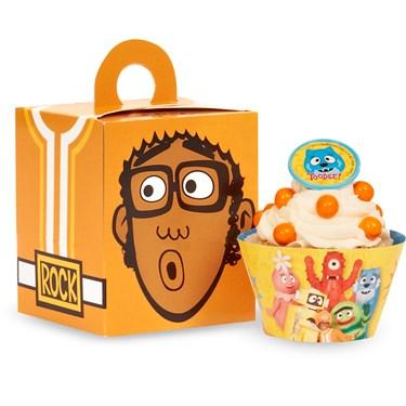 Yo Gabba Gabba! Cupcake Baking Kit