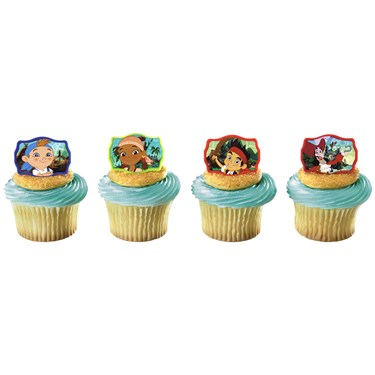 Disney Jake and the Never Land Pirates Rings
