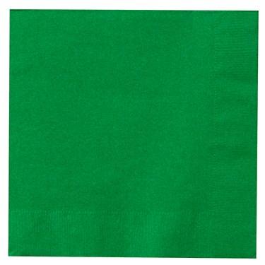 Emerald Green (Green) Lunch Napkins