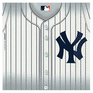 New York Yankees Baseball - Lunch Napkins