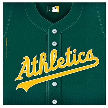Oakland Athletics Baseball - Lunch Napkins