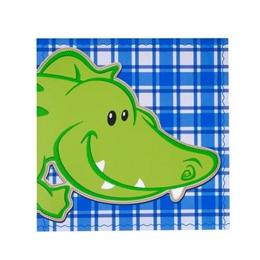 Alligator Lunch Napkins