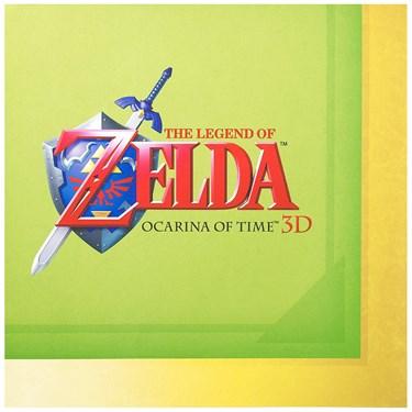 The Legend of Zelda Lunch Napkins