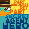 Disney Phineas and Ferb Agent P Lunch Napkins
