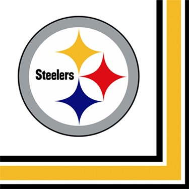 NFL Pittsburg Steelers Lunch Napkins
