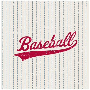 Baseball Time Lunch Napkins