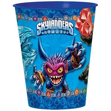 Skylanders 16 oz.Plastic Cup