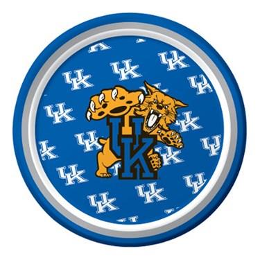 Kentucky Wildcats Dessert Plates