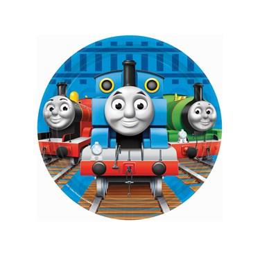 Thomas the Tank Dessert Plates