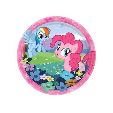 My Little Pony Friendship Magic Dessert Plates