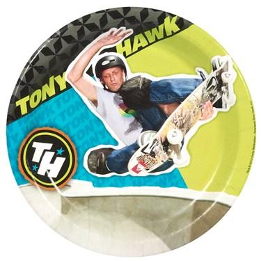 Tony Hawk Skatepark Series Dessert Plates