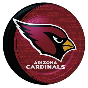 Arizona Cardinals Dinner Plates