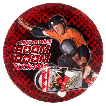 Tony Hawk's New Boom Boom Huck Jam Dinner Plates (8)