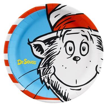 Dr. Seuss Dinner Plates