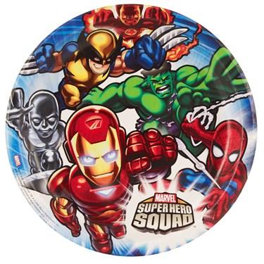 Marvel Super Hero Squad Dinner Plates