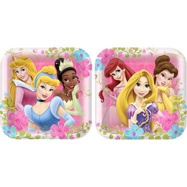 Disney Fanciful Princess Shaped Dinner Plates