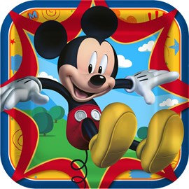 Disney Mickey Fun and Friends)