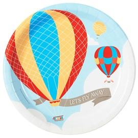 Hot Air Balloon Party)