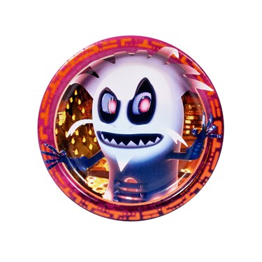 PAC-MAN and the Ghostly Adventures Dessert Plates