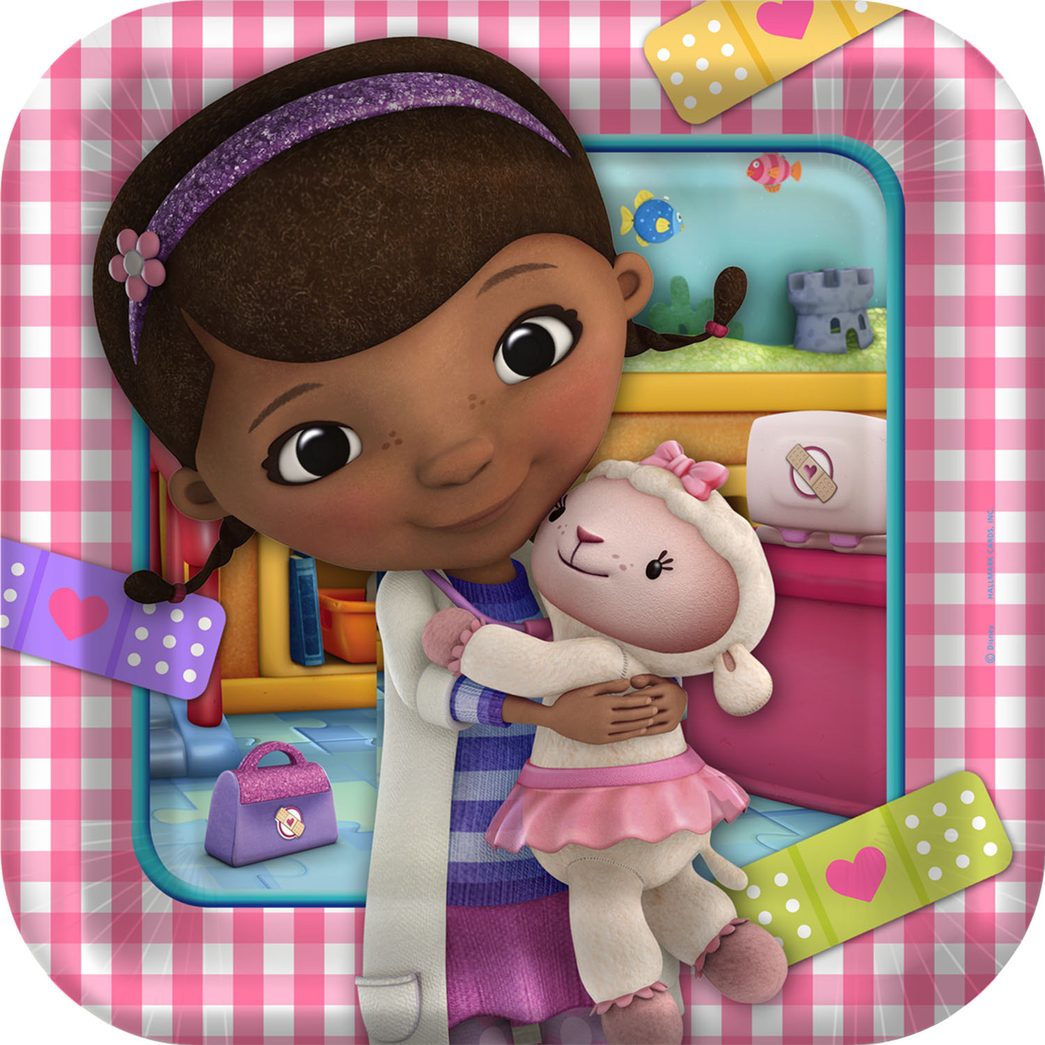 Doc Mcstuffins Birthday Invitations with awesome invitations template