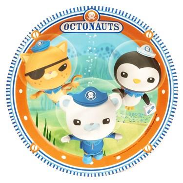The Octonauts Dinner Plates