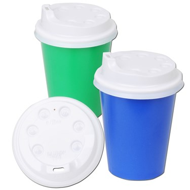Plastic Lids for 9 oz. Cups