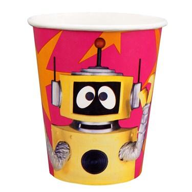 Yo Gabba Gabba! 9 oz. Paper Cups