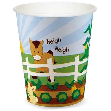 Barnyard 9 oz. Cups