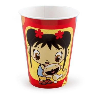 Ni Hao, Kai-Lan 9 oz. Cups
