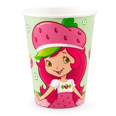 Strawberry Shortcake 9 oz. Cups