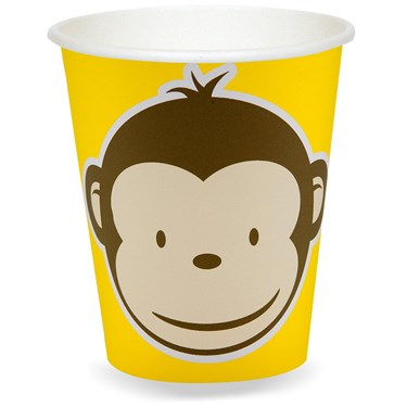 Mod Monkey 9 oz. Cups