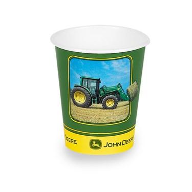 John Deere 9 oz. Cups