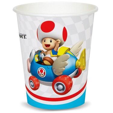 Mario Kart Wii 9 oz. Cups