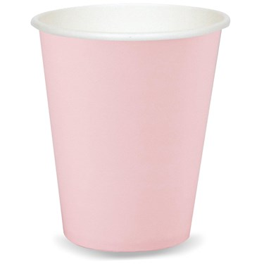 Classic Pink (Light Pink) 9 oz. Cups
