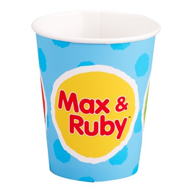 Max & Ruby 9 oz. Paper Cups