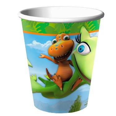 Dinosaur Train 9 oz Paper Cups